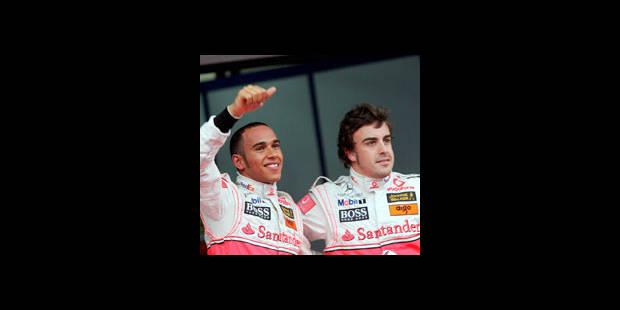 GP du Japon - Hamilton en pole - La DH