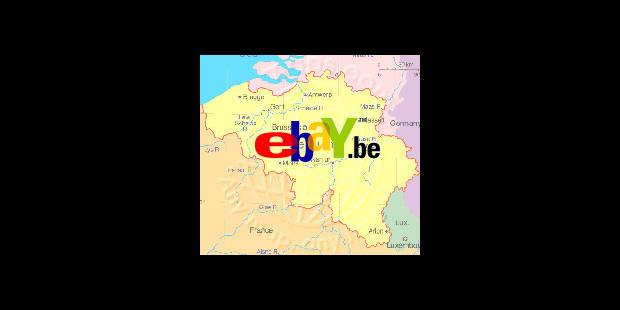 eBay retire une annonce qui mettait la Belgique en vente - La DH