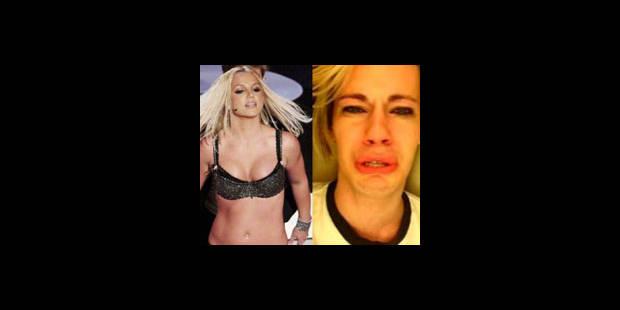Un fan de Britney devient une star du Net - La DH