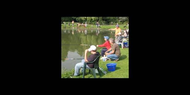 Benoît Lutgen autorise la pêche - La DH