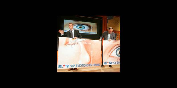 RTL-TVi fête ses 20 ans en force - La DH