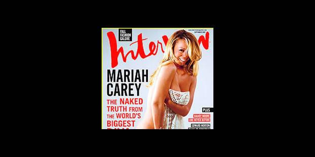 Mariah se met à nu - La DH