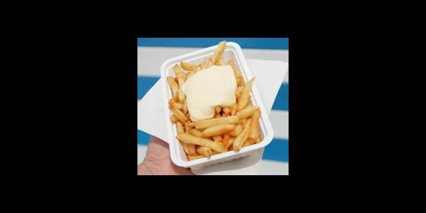 La frite apprécie l'automne - La DH