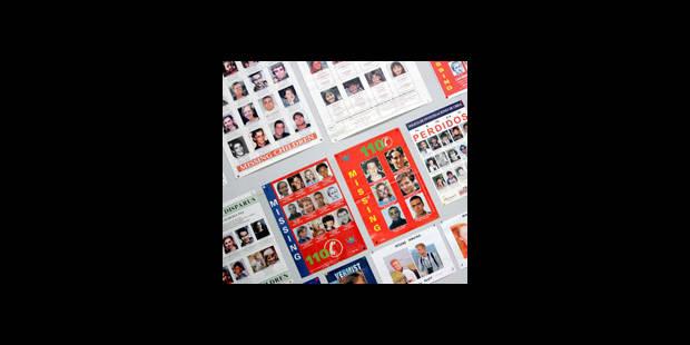 Exclusif : 481 disparus en 2007 - La DH