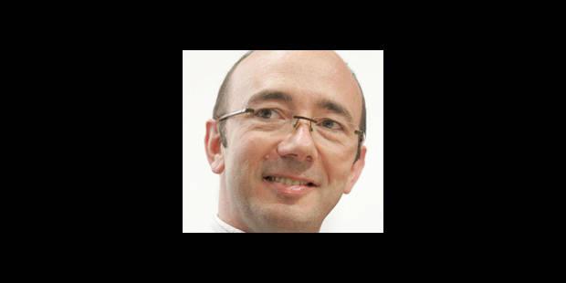 Rudy Demotte, ministre président wallon - La DH