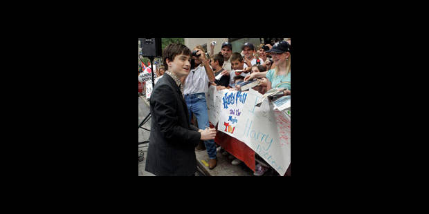 Daniel Radcliffe : majeur et riche - La DH