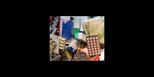 600.000 médicaments contrefaits interceptés à Brussels Airport - La DH