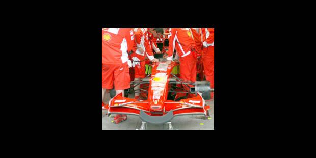 Stepney aurait renseigné McLaren sur le fond plat mobile de la Ferrari - La DH