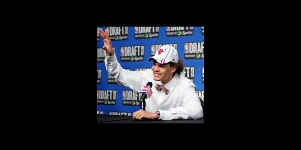 Joakim Noah choisi par les Chicago Bulls