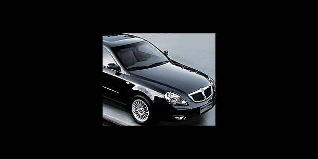 Une voiture de luxe chinoise recalée aux crashtests - La DH
