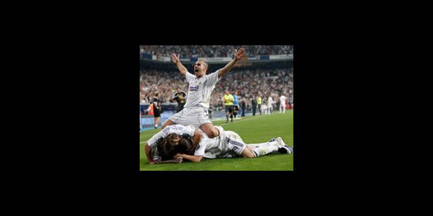 Le Real Madrid remporte son trentième titre - La DH