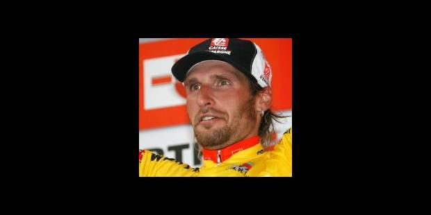 Tour de Suisse: Karpets vainqueur, Devolder 3e - La DH
