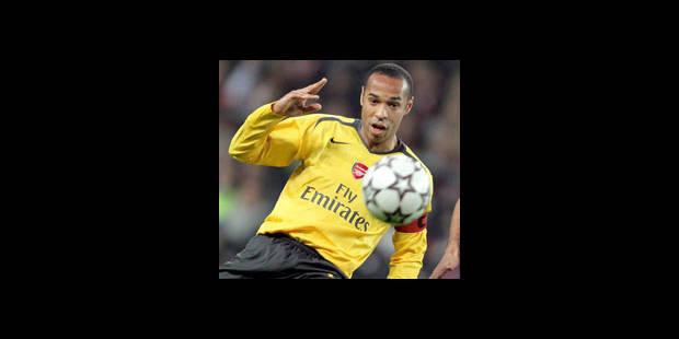 Henry va signer au Barça - La DH