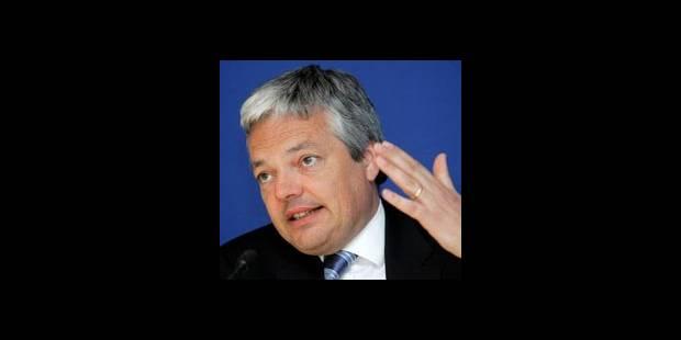 Reynders veut un électrochoc à Charleroi - La DH