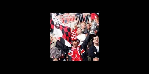 Finale de la Cup à Wembley - La DH