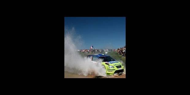Rallye de Sardaigne: Victoire de Grönholm devant Hirvonen