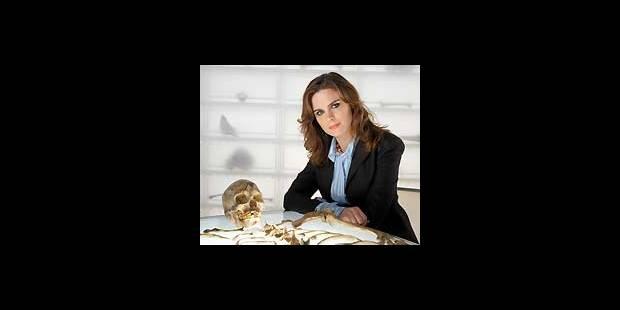Une experte en vieux os - La DH