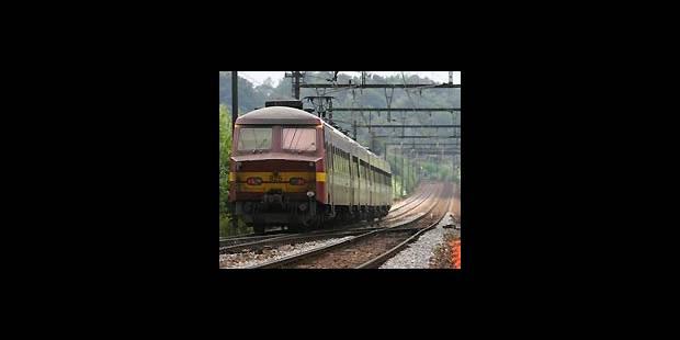 Trafic ferroviaire perturbé - La DH