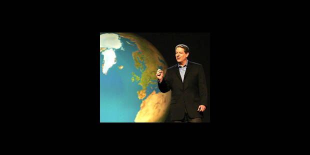 Emmy Award  pour Al Gore - La DH