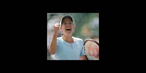 Justine Henin donne la leçon - La DH
