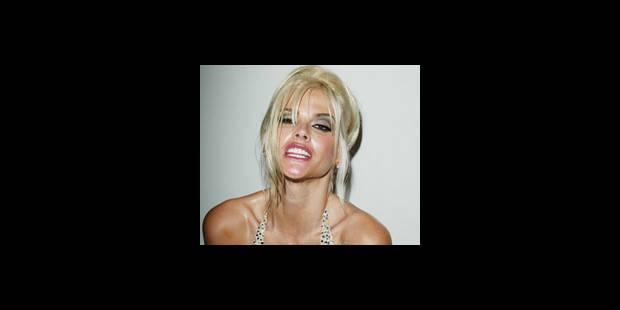 Anna Nicole Smith est morte d'une overdose - La DH