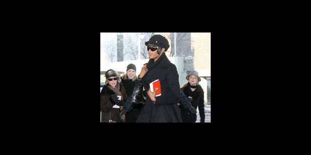Naomi Campbell devient femme de ménage - La DH