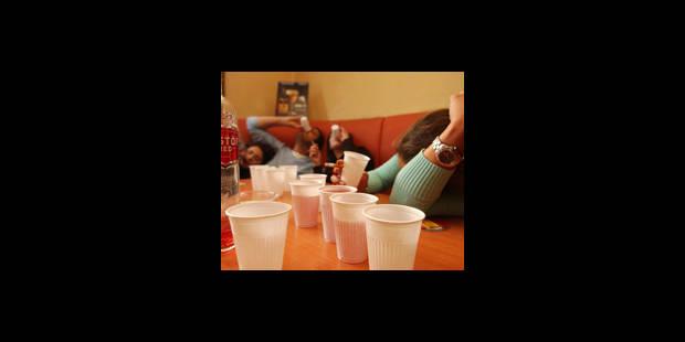 Alerte au binge drinking - La DH