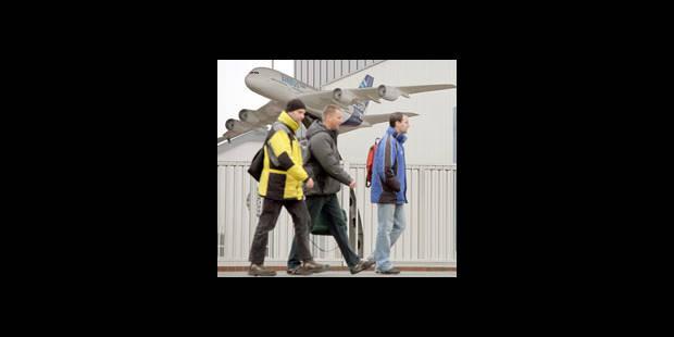 Crash social chez Airbus - La DH