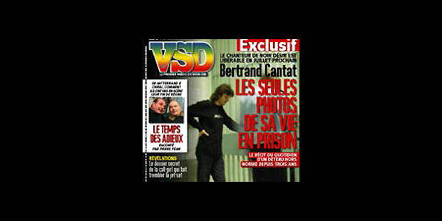 Des photos de Bertrand Cantat en prison - La DH