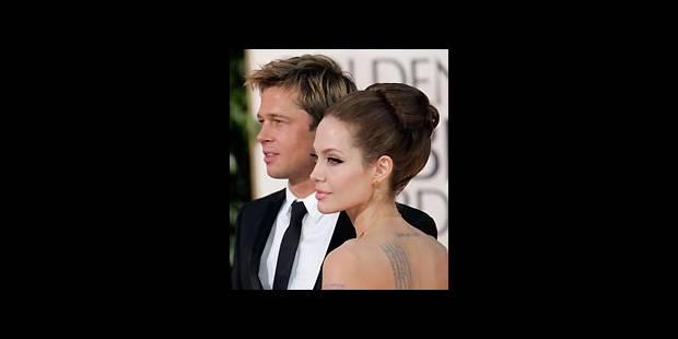 Angelina et Brad consultent - La DH