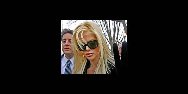 Anna Nicole Smith voulait mourir - La DH
