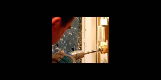 Le boom  des portes blindées - La DH