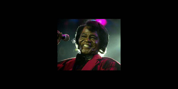 James Brown is dead! - La DH