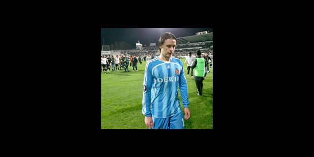 Le Club Bruges est éliminé - La DH