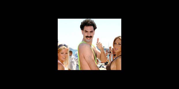 """Le président Kazakh préfère rire du film """"Borat"""" - La DH"""