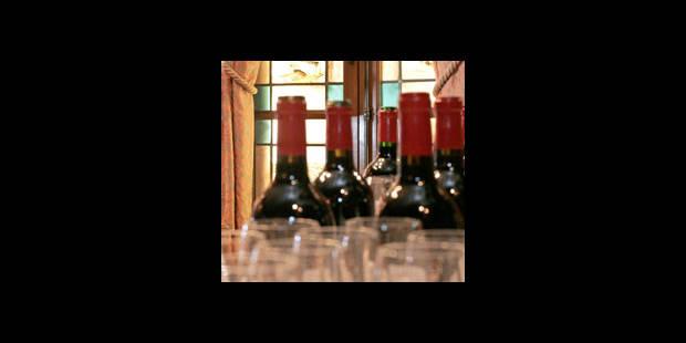Le vin trop cher dans la moitié des restaurants - La DH
