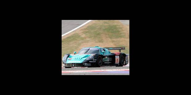 Auto - 24 H de Spa: 4e victoire de Van de Poele - La DH
