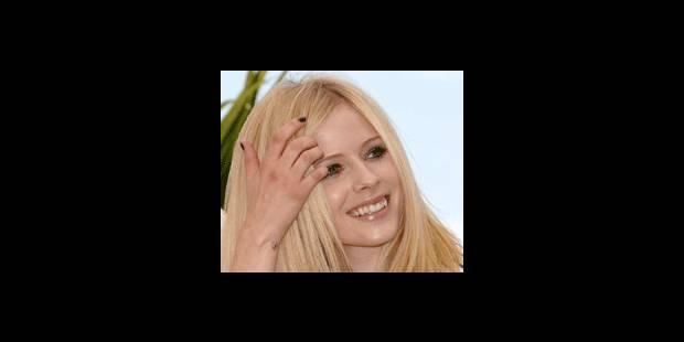 Avril Lavigne s'est mariée - La DH