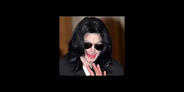 Michael Jackson s'installe en Europe - La DH
