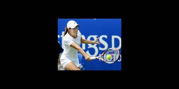 Wimbledon - Kim et Justine dans le même tableau - La DH
