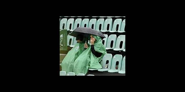 La pluie sur Wimbledon - La DH
