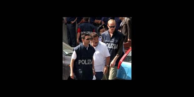 Coup de filet dans la mafia - La DH