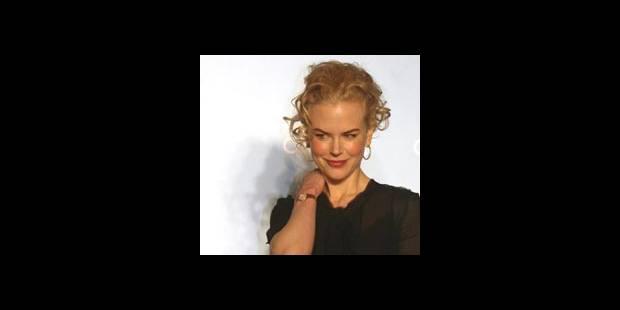Nicole Kidman va se marier - La DH