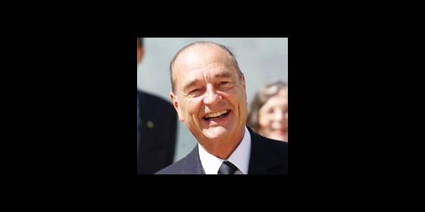 Le président Jacques Chirac héros d'un documentaire satirique - La DH