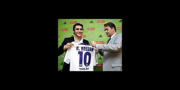 Hassan présenté officiellement par le Sporting - La DH