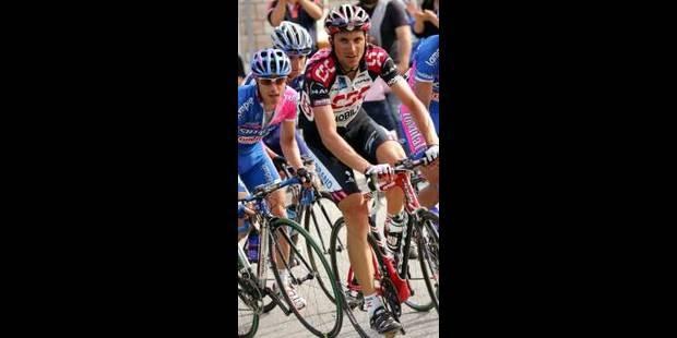 Giro: Ivan Basso frappe le premier