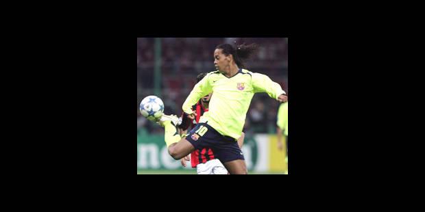 Ronaldinho est le mieux payé - La DH