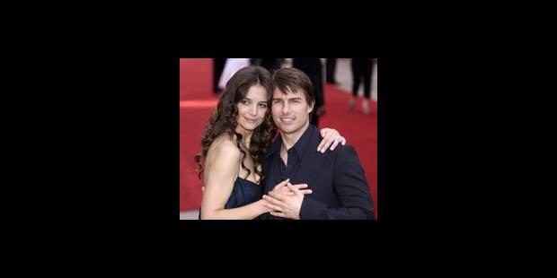 Tom Cruise et Katie Holmes nouveaux parents