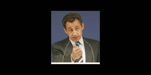 Sarkozy: à droite toute! - La DH