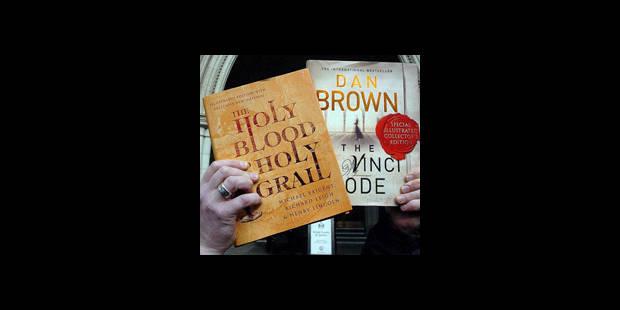 Procès en plagiat à Londres contre le ''Da Vinci Code'' - La DH